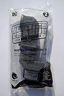 McDonald's Justice League Batman / Batgirl Perisope #2 (2018)