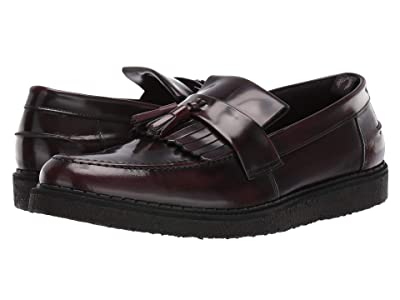 Fred Perry FP X George Cox Tassel Loafer (Oxblood) Men