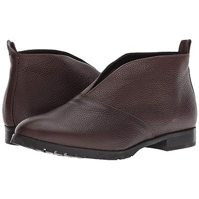 Cordani Aki (Brown Pebble Leather) Women