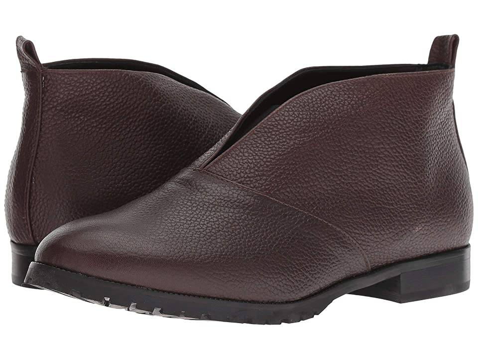 Cordani Aki (Brown Pebble Leather) Women