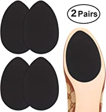 Dr. Shoesert Non-Slip Shoes Pads Adhesive Shoe Sole Protectors, High Heels Anti-Slip Shoe Grips 2 Pairs