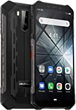 Rugged Cell Phones Unlocked, Ulefone Armor X3 Waterproof Unlocked Cell Phone, Global 3G Dual SIM Android 9.0 2GB+32GB 5.5 ...
