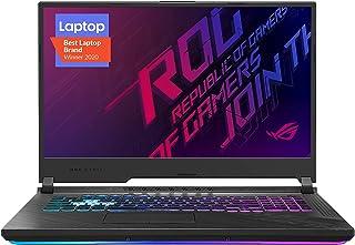 "ASUS ROG Strix G17 (2020) Gaming Laptop, 17.3"" 144Hz IPS Type FHD Display, NVIDIA GeForce RTX 2070 SUPER, Intel Core i7-10..."