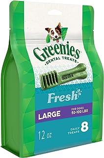Greenies Freshmint Dental Treat for Large Dog 340 g, 12 oz