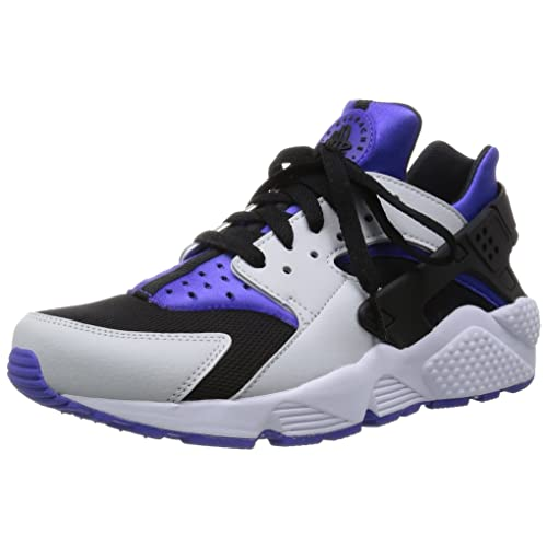 new arrival a55e7 ad1b7 Nike Men s Air Huarache, Persian Violet Pure Platinum-Black