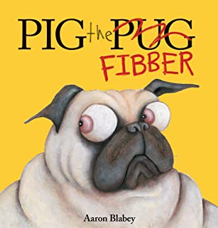 Pig the Fibber (Library Edition)