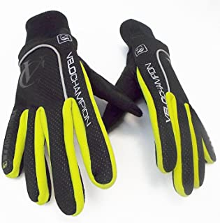 VeloChampion Autumn Windproof/Showerproof Cycling Gloves