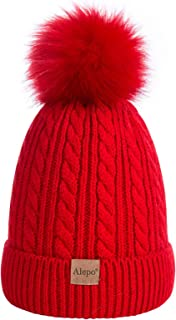 Kids Toddler Baby Winter Beanie Hat, Children's Warm...