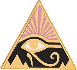 Color Infusion Eye of Horus Pin