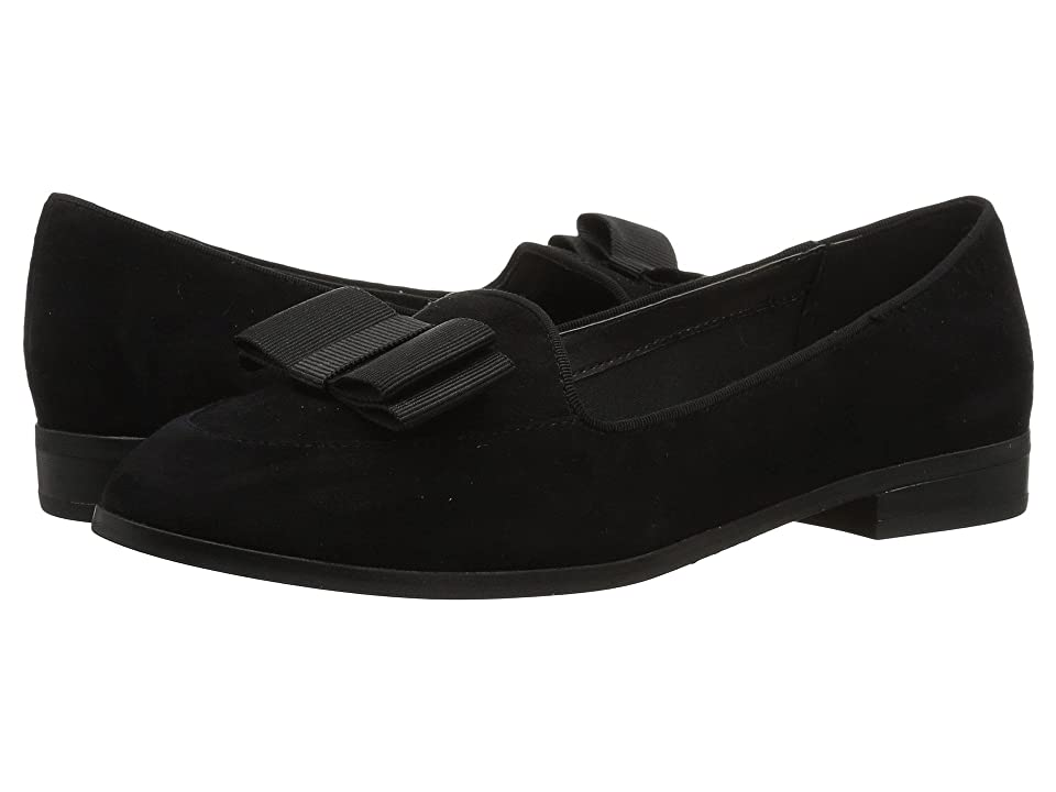 Anne Klein Dakodah (Black/Black Suede) Women