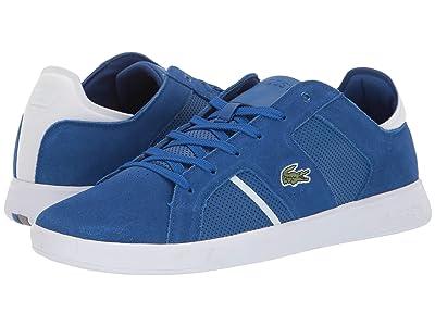 Lacoste Novas 219 2 SMA (Blue/White) Men