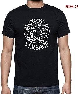 Versace Tshirt, Versace Shirt, Versace Shirt T-shirt For Men Women Ladies Kids, Versace Belt Logo Shirt Luxury Shirt Women's Men's Kid's Street, Fashion shirt vintage tshirt shirt 03