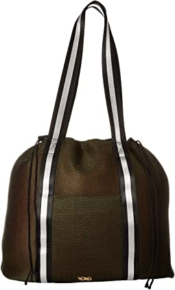 Sporty Mesh Carryall