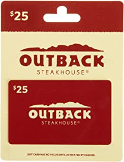 Best outback gift certificate specials Reviews