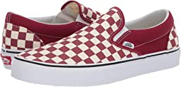 (Checkerboard) Rumba Red/True White