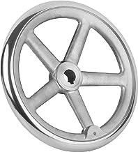D1/= 125 Volant sans /écrou /à bascule aluminium D2/= 14 1/pi/èce Komp: Aluminium k0160.4125/x 14
