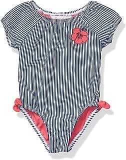 Tommy Bahama Girls' Baby 1-Piece Swimsuit Bathingsuit