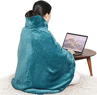 comprar comparacion Manta Electrica Para la Espalda, Hombros y Cuello Calentado con Tecnología de Calentamiento Rápido con 6 Niveles de Temper...