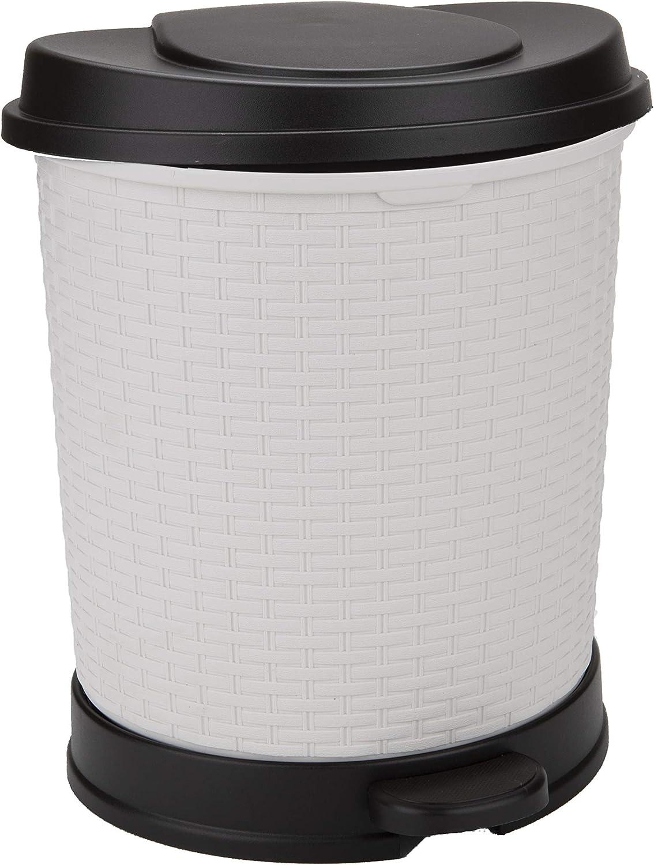 Mind Reader 21 Limited time for free shipping L Flip Waste 5.5 Garbage Plastic Max 89% OFF Basket Liners Bi