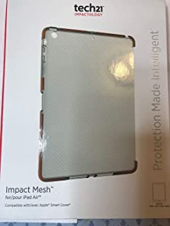 Original Tech21 Impactology Impact Mesh Case Cover For Apple iPad Air - Clear