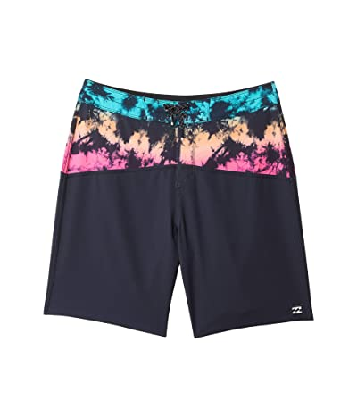 Billabong Kids Fifty50 Pro Swim Shorts (Big Kids) Boy