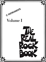 The Real Rock Book: C Instruments (INSTRUMENTS EN)