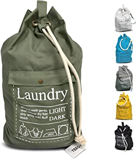 Best canvas laundry backpack Reviews