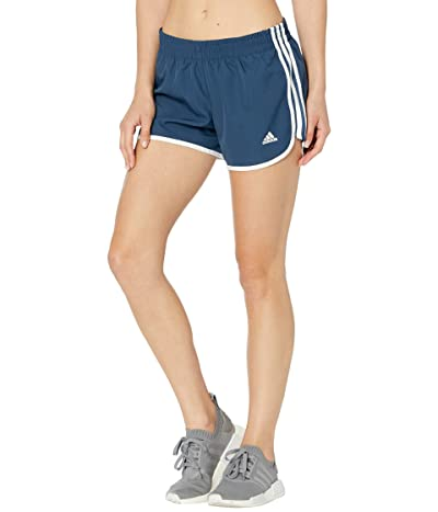 adidas M20 Shorts (Crew Navy/White) Women