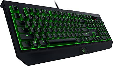 Razer BlackWidow Ultimate Mechanical Gaming Keyboard, Black (RZ03-01703000-R3M1)