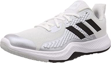 Adidas Fitbounce Trainer M Mens Shoes Ftwr White/Core Black/Sky Tint 44 2/3 EU