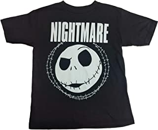 The Nightmare Before Christmas Boys Jack T Shirt