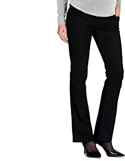 Bootcut Style Deluxe Wash Trieste Deluxe Maternity Jeans Made in Italy