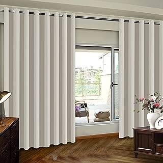 Best extra-wide patio door curtains Reviews