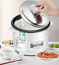 Huishoudelijke rijstkoker Multifunctionele roestvrijstalen mini rijstkoker Non-stick Automatisch warmtebehoud kan worden g...