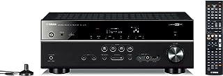 YAMAHA Airplay/ネットワークオーディオ再生対応 5.1ch AVレシーバー RX-V475(B) ブラック RX-V475B
