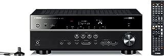 ヤマハ AVレシーバー 5.1ch Airplay/ネットワークオーディオ再生対応 ブラック RX-V475(B)