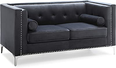 Amazon.com: XIAOSUNSUN Sofá cama de tela multifuncional ...