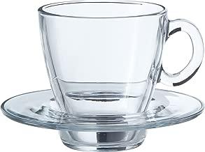 Paşabahçe Aqua Fincan Seti, Sade, 215 ml, 6 Parça