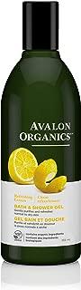 Best avalon organics lemon shower gel Reviews