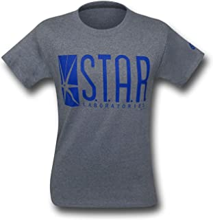 Flash Camiseta serie TV Star Labs