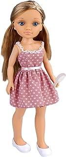 Nancy, Un día con Amigas, rubia con vestido rosa (Famosa 700013444)