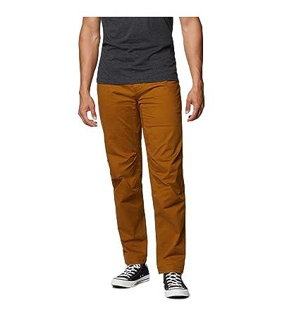 Mountain Hardwear Cederberg Pants (Golden Brown) Men