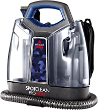 BISSELL SpotClean ProHeat Portable Spot and Stain Carpet Cleaner, 2694, COLOR MAY VARY (Renewed)