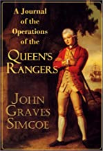 A Journal of the Operations of the Queen's Rangers from the End of the Year 1777, to the Conclusion of the Late American War (1789)