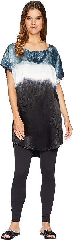 Short Sleeve Slip Tunic