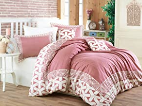 Bedding Comforters Sets, Bedding Comforters for Twin, 6 Pieces - 1 Comforter, 2 Pillow Sham, 1 Fitted Sheet, 2 Pillowcase,...