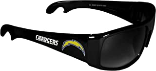 NFL Los Angeles Chargers Wrap Bottle Opener Sunglasses
