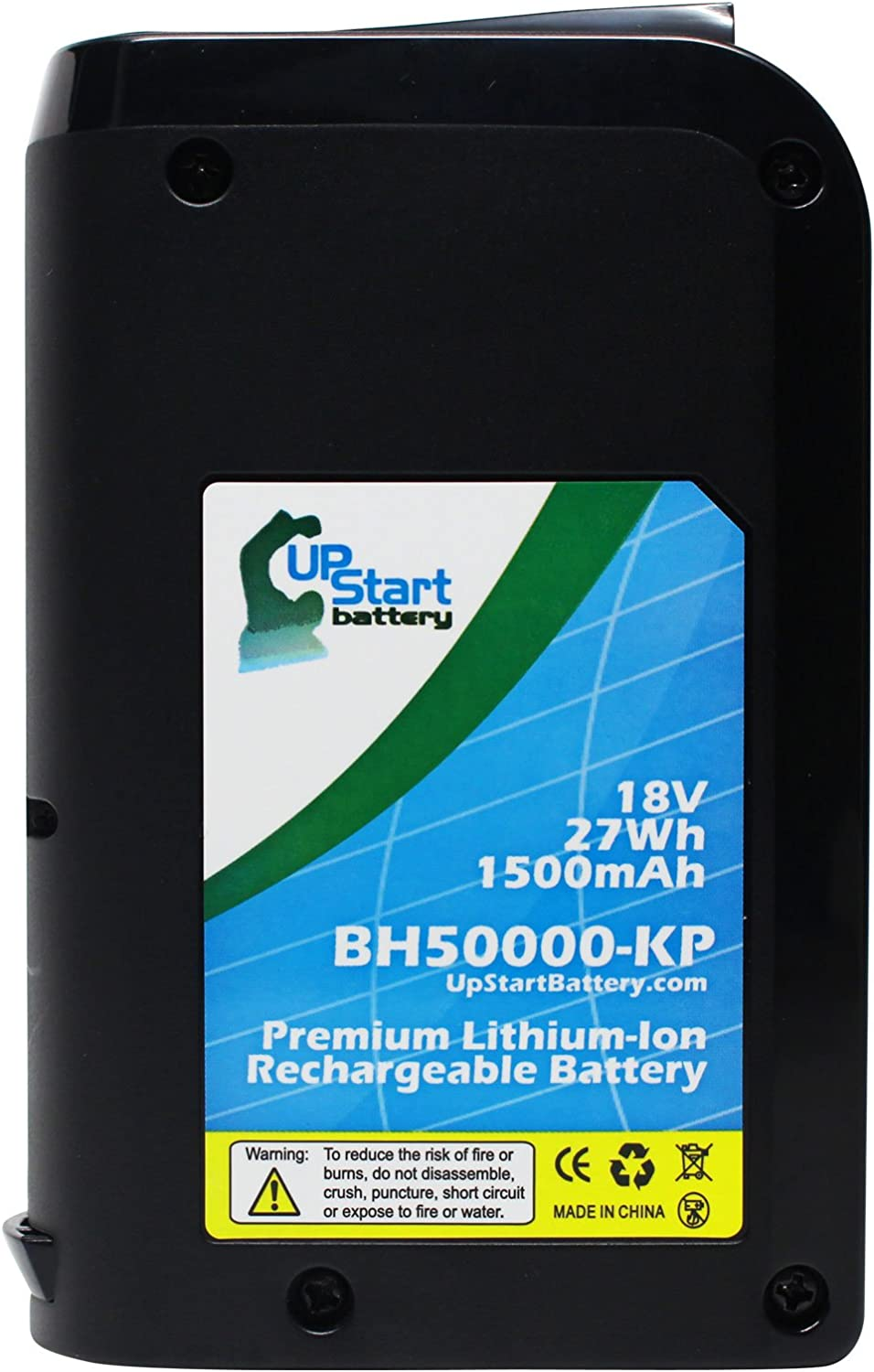 Replacement for Hoover Linx 超歓迎された BH50010 with SEAL限定商品 Compatible Battery Hoov