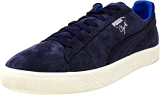 PUMA Men's Clyde Normcore Ankle-High Suede Fashion Sneaker