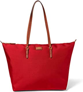 Lauren By Ralph Lauren Shopper Bag For Women - Red (431687516003)